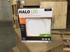 "2020 Halo 6"" Round LED Ceiling Mount Lights"