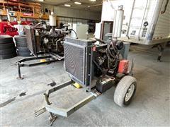 Isuzu 4BG1-A Power Unit & Lima Mac Generator