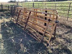 Sioux 16' Gates