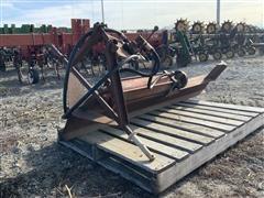 Shop Built 3-Point Hydraulic Log Splitter