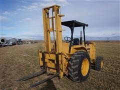 Harlow H300B 4000lb 4WD All Terrain Forklift