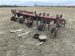 International 4-Row Cultivator