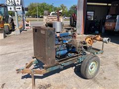 Berkeley B3ZRM CW Centrifugal Pump W/Ford Power Unit