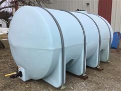 3200-Gal Poly Leg Tank