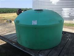 Snyder 1100-Gal Poly Tank