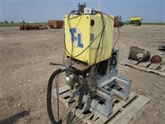 T-L PU2K Irrigation Hydraulic Drive Unit