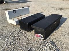 Delta Fuel Tank & Toolboxes