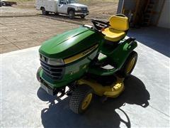 2007 John Deere X500 Multi-Terrain Lawn Mower