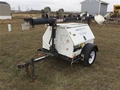 2011 Magnum MLT4200 Light Tower (FOR PARTS ONLY)