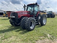 2005 Case IH MX255 MFWD Tractor