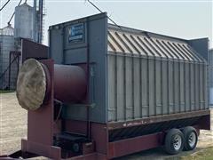 1998 M-C 690 EM Grain Dryer
