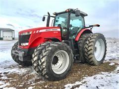 2011 Massey Ferguson 8670 MFWD Tractor