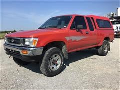 1992 Toyota Extended Cab Pickup