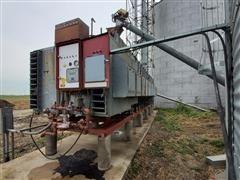1995 Brock SA750C Continuous Flow Dryer