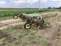 John Deere 825 S-Tine Row Crop Cultivator