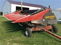 2006 Drago N8TR Corn Header