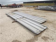 Exterior Steel Sheeting