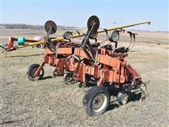 International 183 8R30 Cultivator
