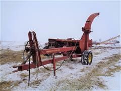 New Holland 892 Pull Type Forage Harvester