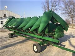 2004 John Deere 893 Corn Head