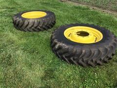 Firestone 380/85R30 Tractor Tires & Rims