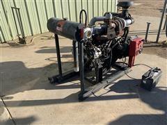 Isuzu 6BG1T Irrigation Power Unit