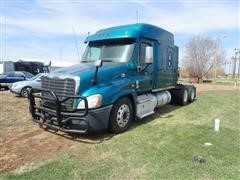 2012 Freightliner Cascadia 125 T/A Truck Tractor