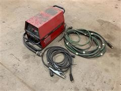 Lincoln Invertec 350 Pro Welder