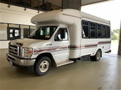 2011 Ford E450 Super Duty Bus W/StarTrans Body