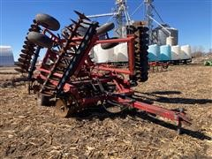Case IH 496 Disk With Harrow