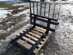 2020 CNH High Capacity Skid Steer Pallet Forks