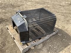 New Holland Tv140 Front Grill Screen