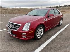 2009 Cadillac STS AWD 4-Door Sedan