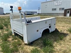 Altec Steel Utility Truck Box
