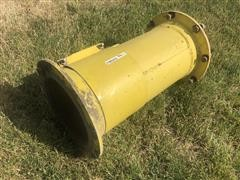 John Deere Silage Chopper Blower Extension