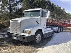 1994 Freightliner FLD112 T/A Day Cab Truck Tractor (INOPERABLE)