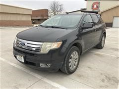 2007 Ford Edge SEL 2WD Sport Utility 4D