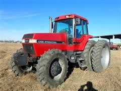 1991 Case IH 7140 MFWD Tractor