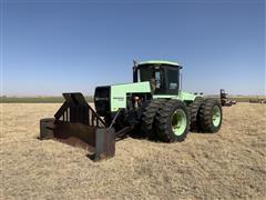 Steiger Cougar CR-1280 4WD Tractor