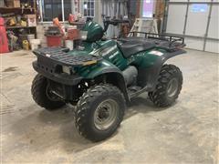 2000 Polaris 500 Magnum 4WD ATV