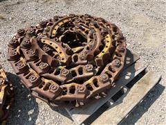 John Deere 850K Undercarriage Drive Sprockets & Track Chain