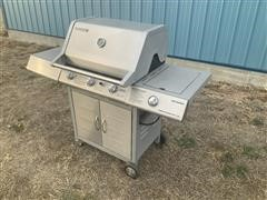 Brinkman Pro Series 2310 Stainless Steel Grill