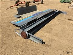 Neco 1680 Open Grain Top And Leveling Auger