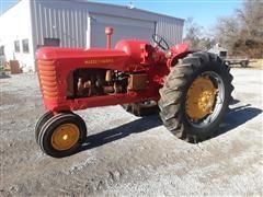 1958 Massey Harris 444 2WD Tractor