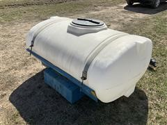 Agri-Products 300-Gal Elliptical Front Tank