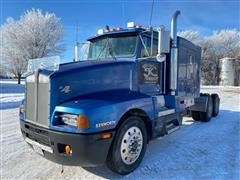 1989 Kenworth T600 T/A Truck Tractor