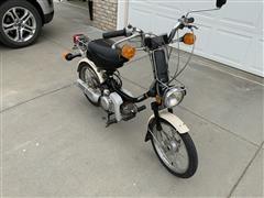 1980 Yamaha QT50 Yamahopper Moped