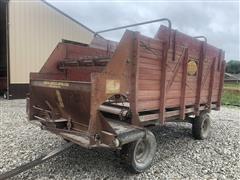 Gehl BU85 Silage Wagon