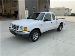 2001 Ford Ranger XLT 2WD Extended Cab Pickup