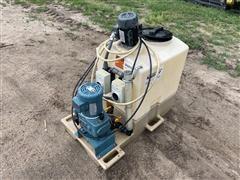 Neptune Chemigation Pump W/Mixing Tank
